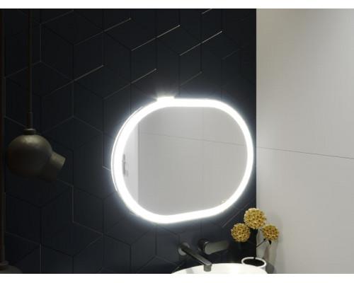 Зеркало в ванну комнату с подсветкой Визанно
